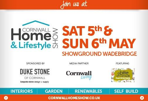 Cornwall Home Show this weekend