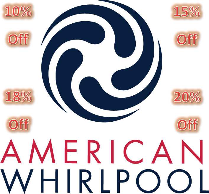 Upto 20% OFF American Whirlpool Hot Tubs from Stock