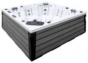 Polperro White Grey Side